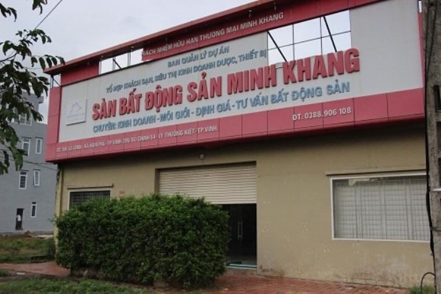 Công ty TNHH thương mại Minh Khang (có địa chỉ tại só 9-11E, đường Trần Phú, phường 4, quận 5, Thành phố Hồ Chí Minh) đứng đầu danh sách nợ thuế với số tiền nợ lên đến hơn 271,8 tỷ đồng