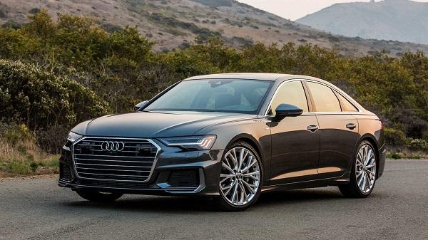 Chiếc Audi A6 Sedan 2019 nằm trong diện triệu hồi lần này