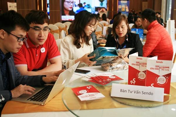 """""""Gian hàng Việt trực tuyến"""" trên các sàn TMĐT sẽ là giải pháp giúp các sản phẩm nông sản, sản phẩm địa phương có đầu ra, cạnh tranh trên thị trường"""