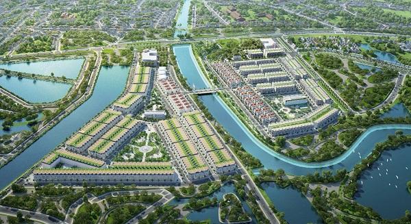 """TNR Grand Palace River Park vị thế với tiêu chuẩn """"Sông xanh thịnh vượng – Đất vàng phồn vinh"""""""