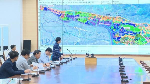 Tuyến đường cao tốc ven sông với tổng mức đầu tư 9500 tỷ - 10 làn đường kết nối cao tốc Hạ Long – Vân Đồn đi qua Uông Bí và TNR Grand Palace River Park được phê duyệt ngân sách thực hiện tháng 3/2021 và thi công hoàn thiện trong năm 2022