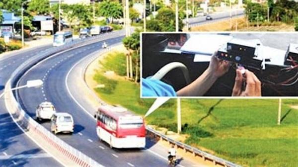 Tổng kiểm tra doanh nghiệp vận tải không truyền dữ liệu giám sát hành trình