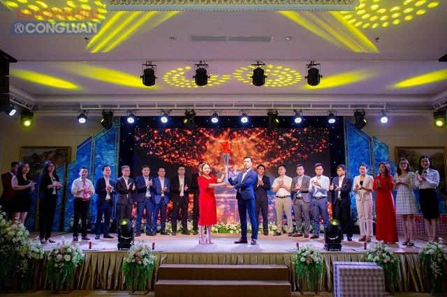 Lễ kí kết hợp tác chiến lược và kick-off sale của Tân Thời Đại