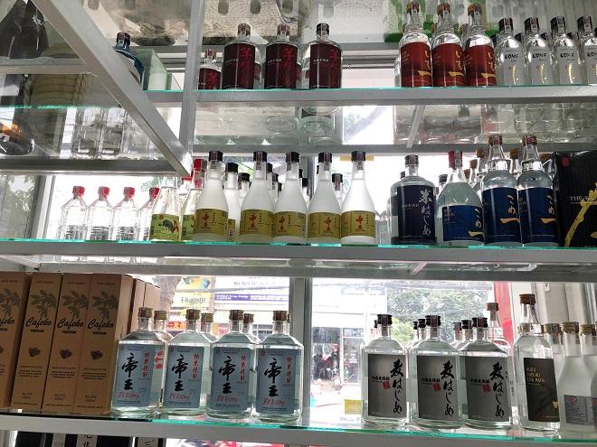 Từ ngày 15/5 tới, các sản phẩm thuốc lá, rượu nhập khẩu và sản xuất để tiêu thụ trong nước phải dán tem điện tử