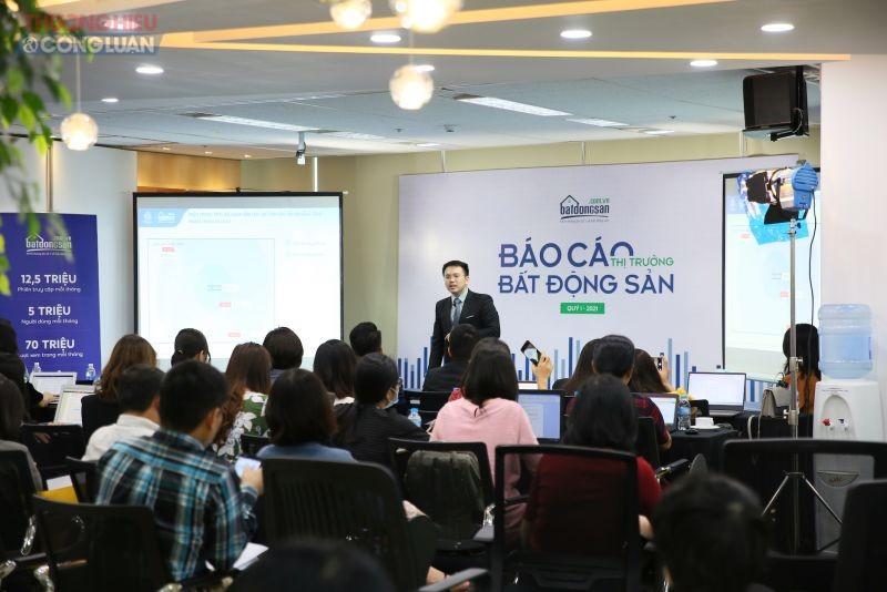 Công bố Báo cáo Nghiên cứu thị trường quý 1/2021 của Batdongsan.com.vn