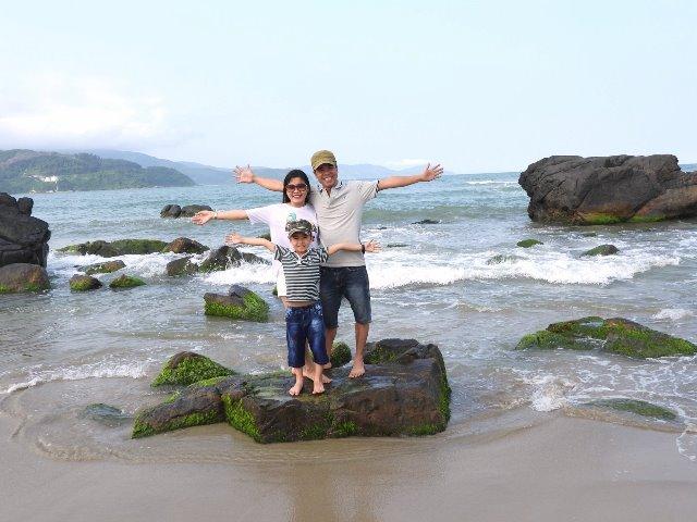 Khi hoàn thành công ty CP Trung thủy quản lý ghềnh đá Nam Ô phục vụ du lịch công đồng không thu phí