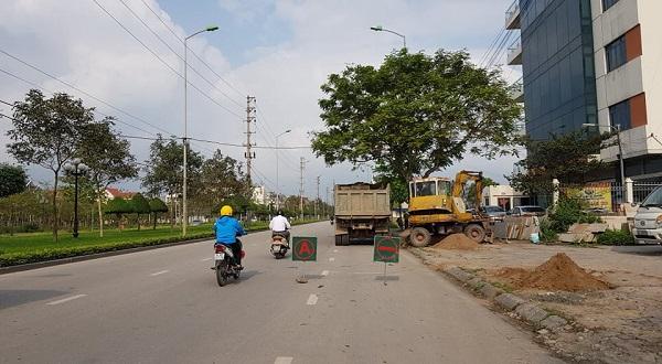 TP. Hải Dương đầu tư 7 tỷ đồng để thay thế 4km cây xanh trên tuyến đường Trường Chinh
