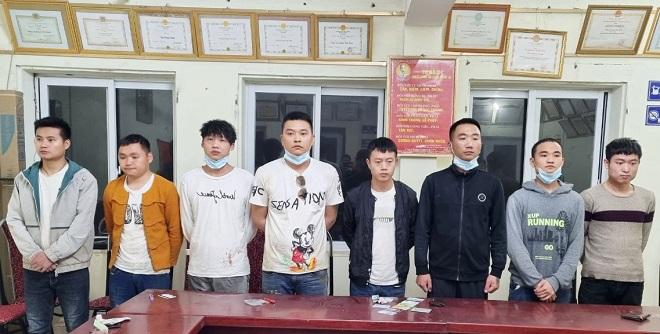 8 người Trung Quốc nhập cảnh trái phép vào Việt Nam
