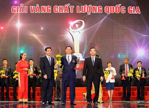 Giải Vàng Chất lượng Quốc gia năm 2020 được trao cho 19 doanh nghiệp
