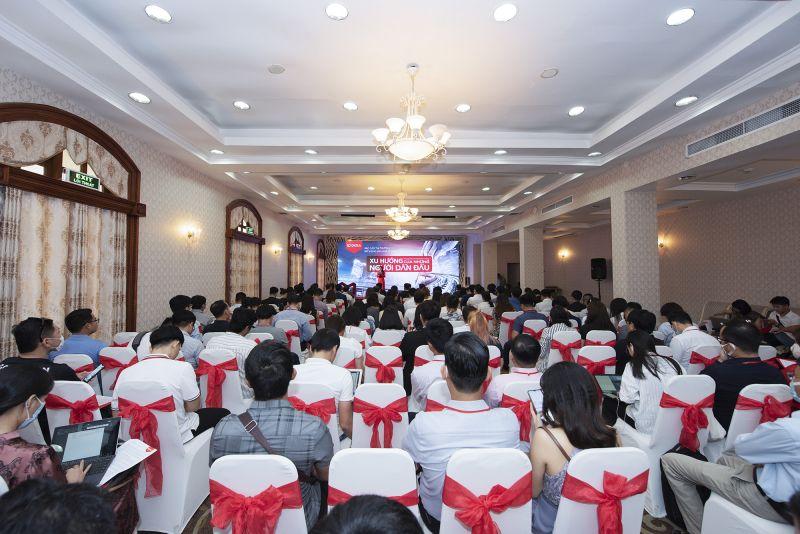 Toàn cảnh Báo cáo thị trường Bất động sản Nhà ở TP.HCM và vùng phụ cận Quý 1/2021 do DKRA Vietnam tổ chức
