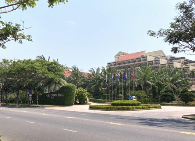 Khu du lịch và giải trí quốc tế (Casino) của Công ty liên doanh Du lịch và Giải trí quốc tế đặc biệt Silver Shoes Hoàng Đạt