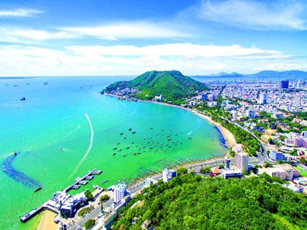 Quang cảnh biển Bãi Trước, Vũng Tàu