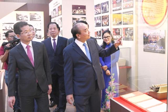 Chủ tịch nước thăm nhà truyền thống Đảng bộ TP Đà Nẵng.