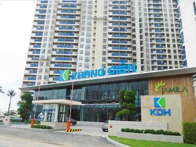 Nhà Khang Điền đặt chỉ tiêu lãi ròng tăng 4% năm 2021
