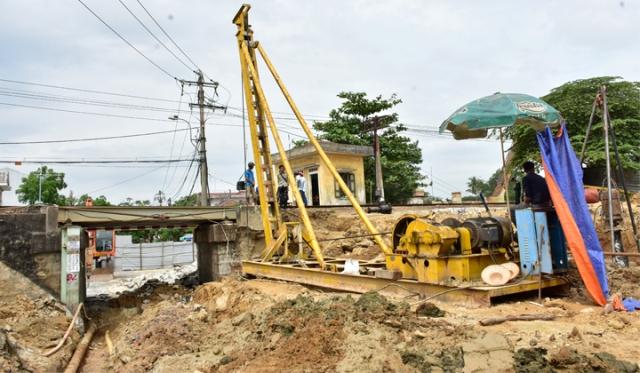 Kiểm tra dự án Cầu Chui- Bùi Thị Xuân