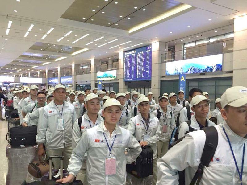 Lao động Việt Nam tại Hàn Quốc được gia hạn thời gian lưu trú thêm 1 năm