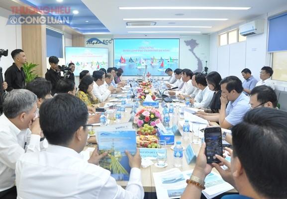 Đoàn công tác UBND thành phố Đà Nẵng làm việc với Công ty CP Vũng Tàu – Marina.