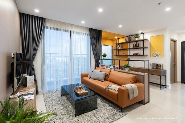 Các căn hộ Gateway Tower được trang bị đầy đủ nội thất giúp nhà đầu tư chuyên nghiệp có thể sẵn sàng cho thuê sinh lời ngay