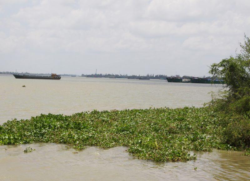 Khu vực mỏ cát Bình Phước Xuân