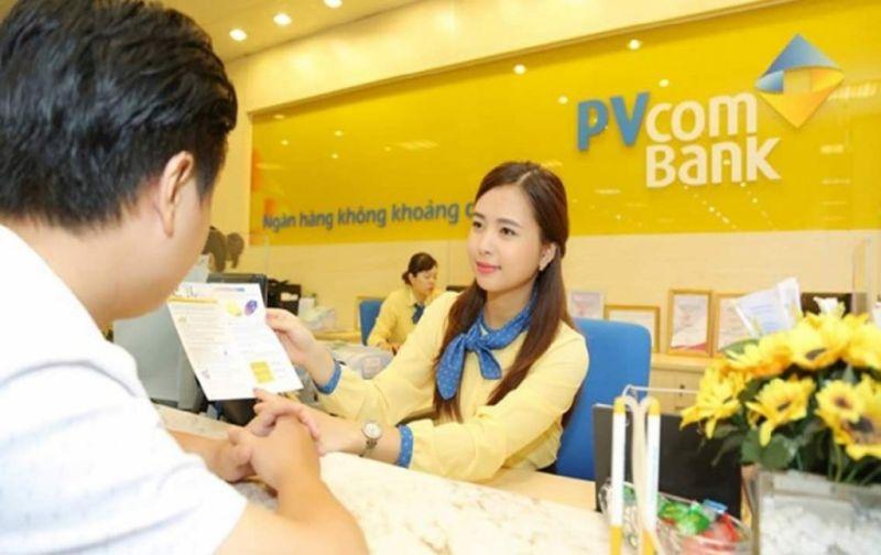 Ngân hàng PVcomBank công bố lãi suất các kỳ hạn dưới 1 tháng ở mức 0,2%/năm