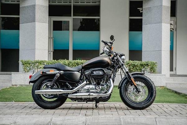 Mẫu xe Harley-Davidson XL1200C 2019 nằm trong diện triệu hồi lần này