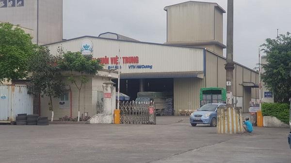 Công ty TNHH Thức ăn chăn nuôi Việt Trung