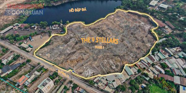 Dự án The 9 Stellars chủ đầu tư là Công ty CP Ngân Thạnh, Sơn Kim Land chỉ là đơn vị phát triển. Quy mô dự án là 16.5ha, bao gồm 3000 căn hộ, 80 căn Villa, dự kiến hoàn thành vào quý 3 của năm 2023