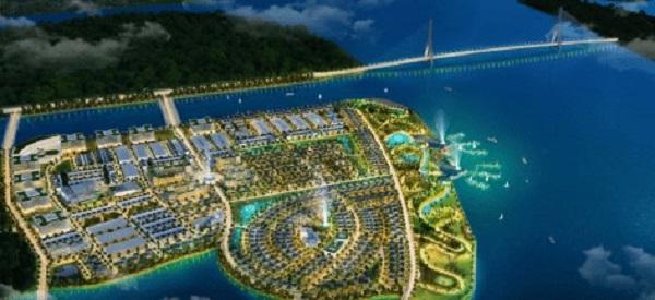 Phối cảnh dự án King Bay do Công ty Free Land làm chủ đầu tư