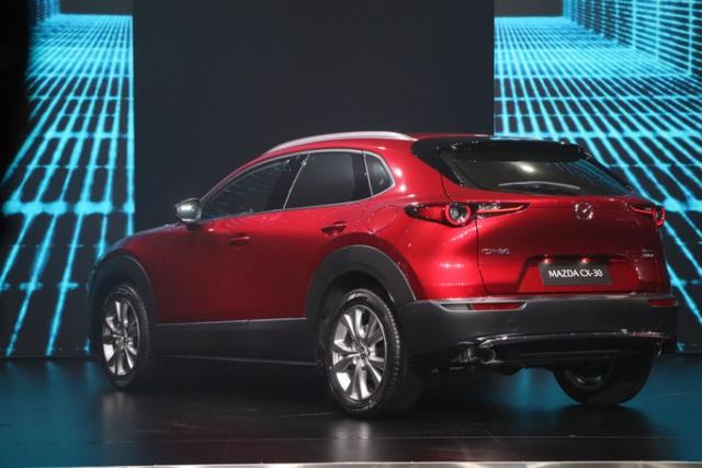 Mazda CX-30 vừa ra mắt tại thị trường Việt Nam