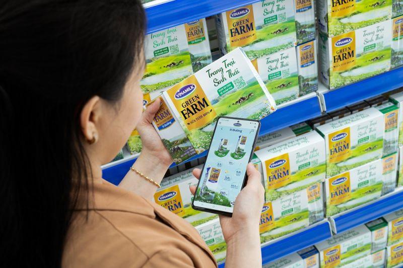 Sản phẩm sữa tươi Green Farm mới được Vinamilk giới thiệu vào đầu năm 2021 thu hút được sự quan tâm của người tiêu dùng