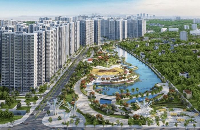 Cen Land đã thành lập chi nhánh Cen Hà Nội để tập trung bán các sản phẩm của CĐT Vinhomes