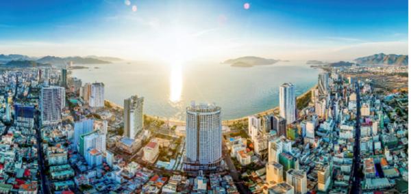 Khánh Hòa đang tích cực đầu tư hạ tầng để đạt tiêu chuẩn đô thị loại 1
