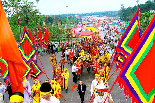 denhung-1618560742 Lễ dâng hương Giỗ Tổ Vua Hùng