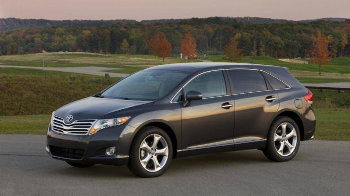 Toyota triệu hồi hơn 370.000 chiếc Venza do lỗi túi khí