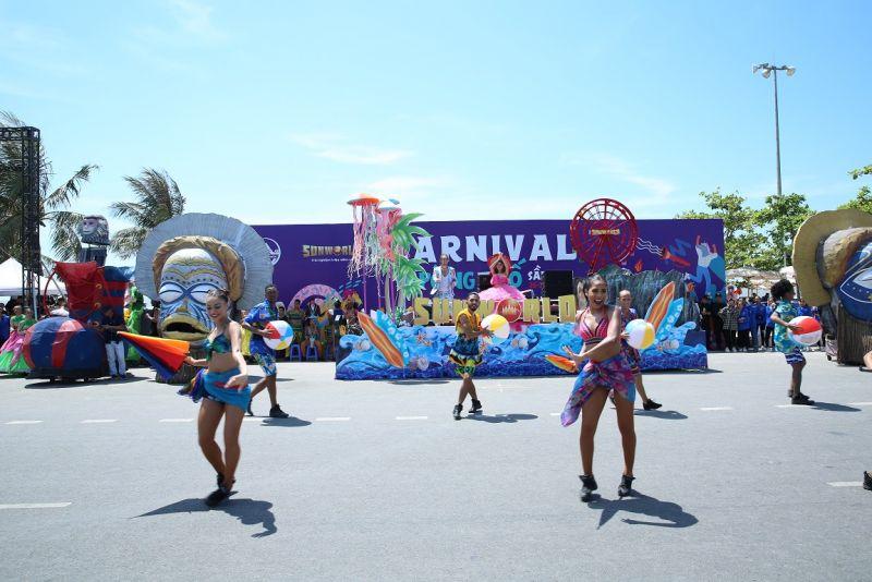 Lễ hội Carnival đường phố Thanh Hóa năm 2020