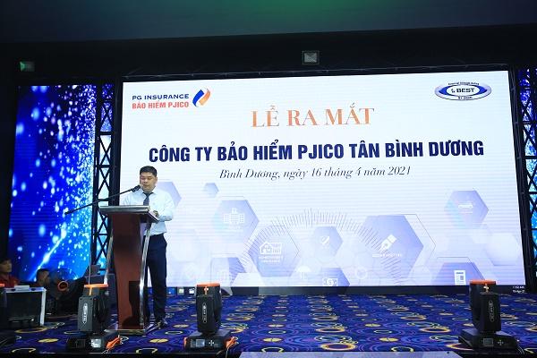Ông Phạm Minh Dũng - Giám đốc PJICO Tân Bình Dương chia sẻ
