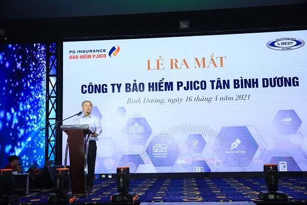 Ông Trần Ngọc Năm - Chủ tịch HĐQT phát biểu chỉ đạo