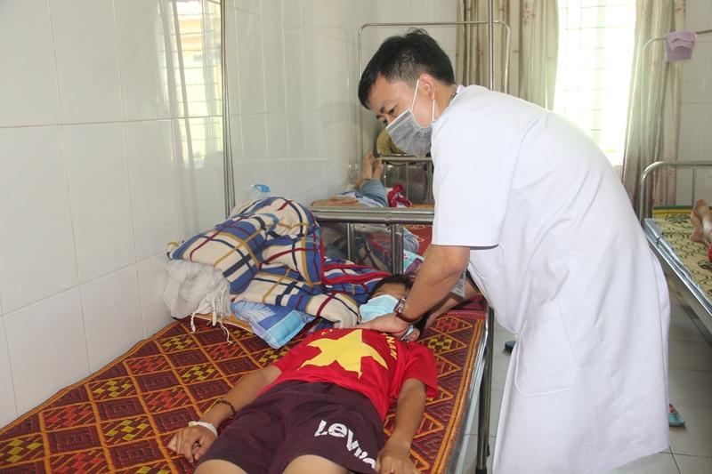 Xuất hiện nhiều ca bệnh viêm màng não chưa rõ nguyên nhân ở Hà Tĩnh