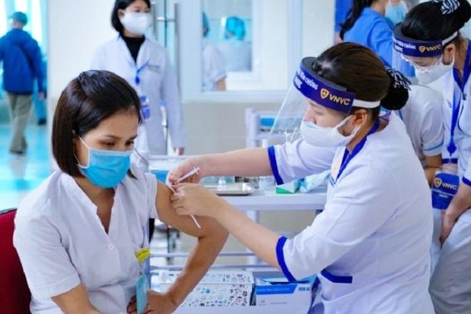Lạng Sơn: Tiếp nhận 1.450 liều vắc xin phòng Covid-19 (Ảnh minh họa)