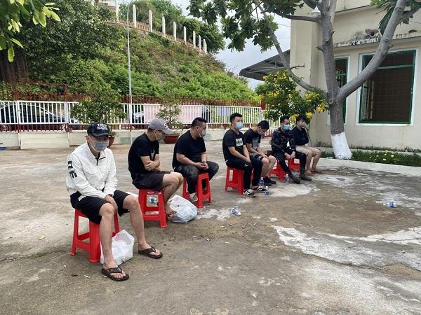 7 người Trung Quốc xuất cảnh trái phép