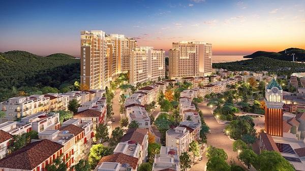 The Center nằm tại trung tâm của Nam Phú Quốc - thủ phủ du lịch, nghỉ dưỡng, giải trí mang tầm quốc tế
