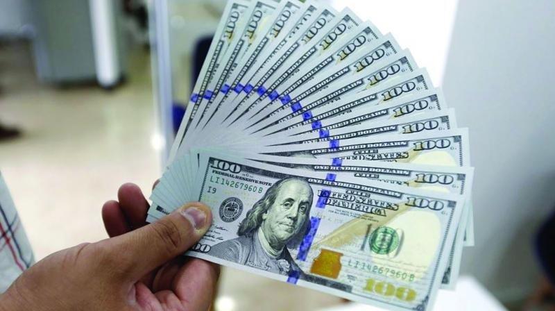 Đồng USD trên thị trường quốc tế nằm ở mức thấp