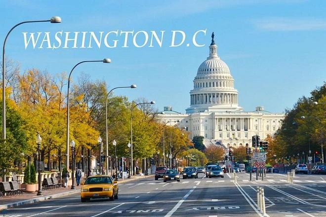 Thủ đô Washington