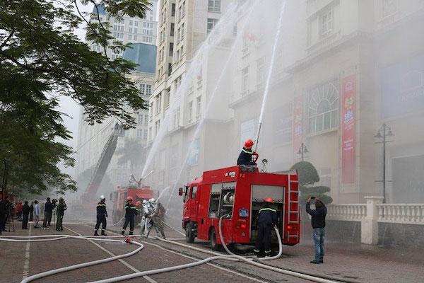 Hàng loạt chung cư ở TPHCM không có hệ thống phòng cháy chữa cháy