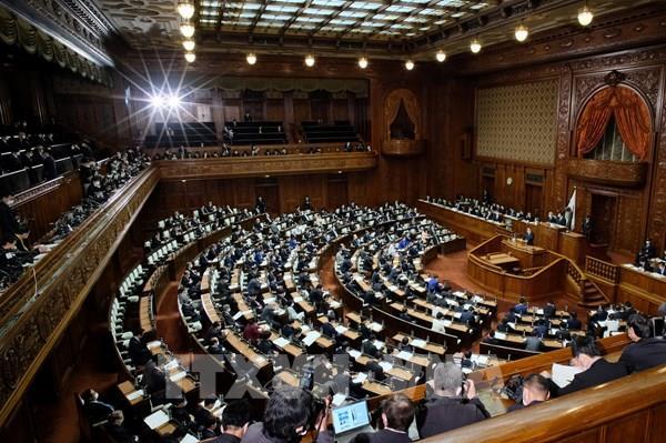 Quốc hội Nhật bản thỏa luận về Hiệp định RCEP