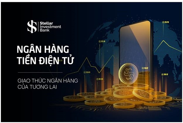 ngân hàng tiền điện tử chính là giao thức ngân hàng của tương lai