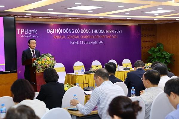 Đại hội đồng cổ đông năm 2021 của TPBank