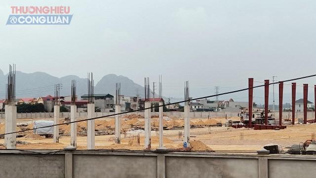 Chiếm đất trái phép, công ty Lam Kinh bị UBND tỉnh xem xét xử phạt 120 triệu đồng