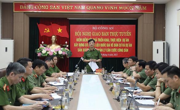 Thứ trưởng Nguyễn Duy Ngọc phát biểu tại hội nghị