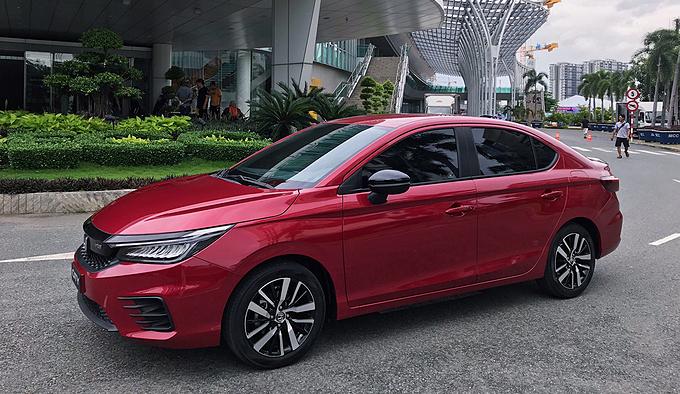 8.626 xe Honda City thuộc diện triệu hồi được xác định sản xuất tại nhà máy Honda Việt Nam ở Vĩnh Phúc từ ngày 2/1 – 9/11/2019